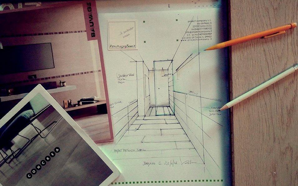Progettazione Edile a Milano Project Company
